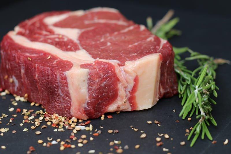 La viande par lot