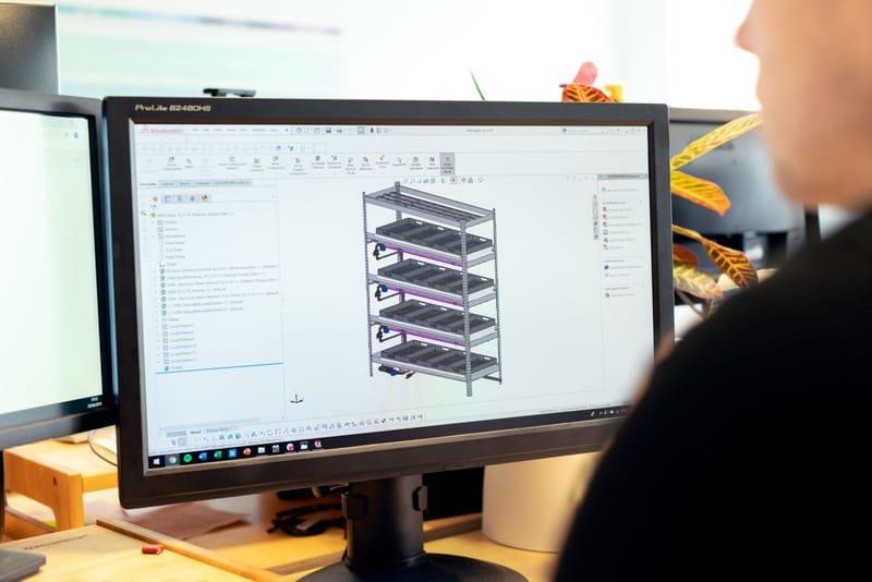 3D INDUSTRIAL MACHINE AND EQUIPMENT DESIGN