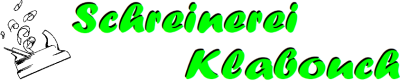 Schreinerei Klabouch