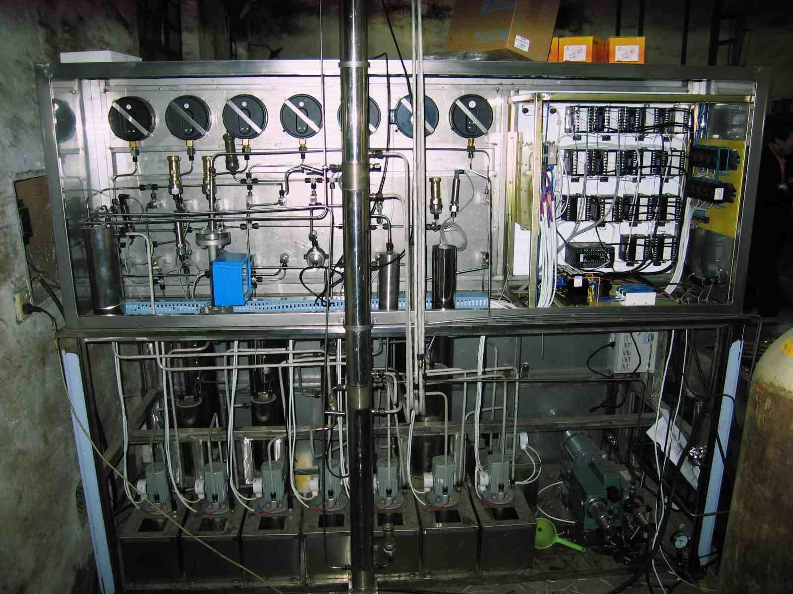 Supercritical CO2 equipment