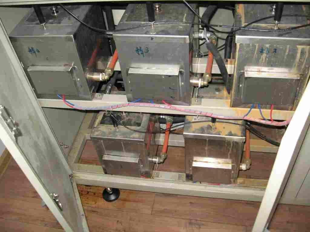 Supercritical extractors and separators heating baths