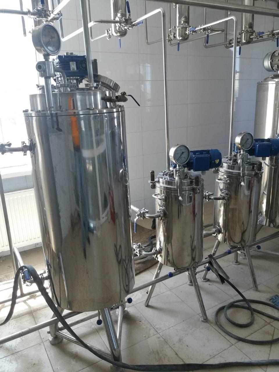 Fermentation unit