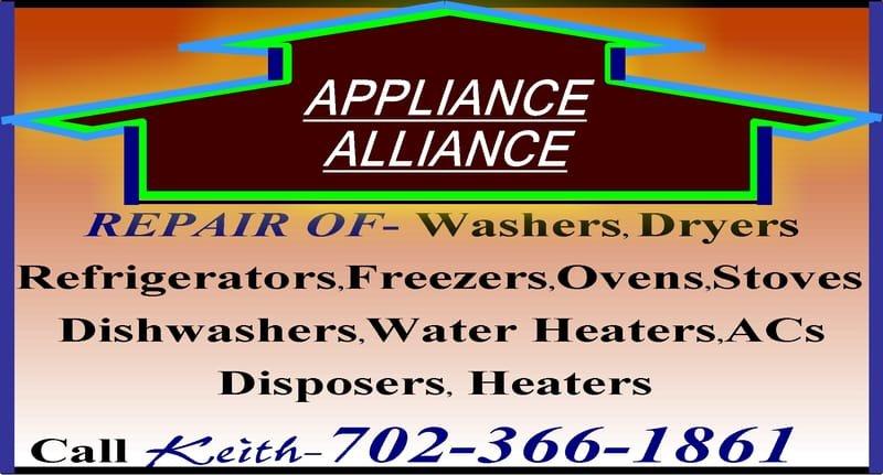 Appliance Alliance
