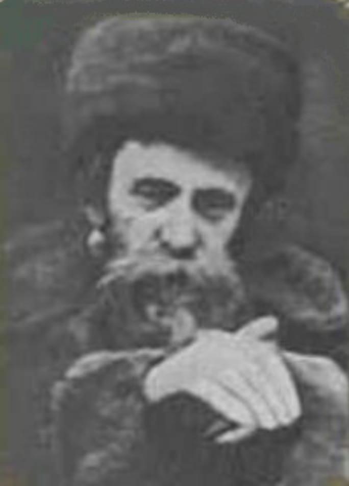 """כ""""ק האדמו""""ר מבעלז - הרב אהרון רוקח"""