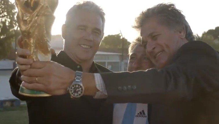 El Abrazo del Alma (Argentina '78)