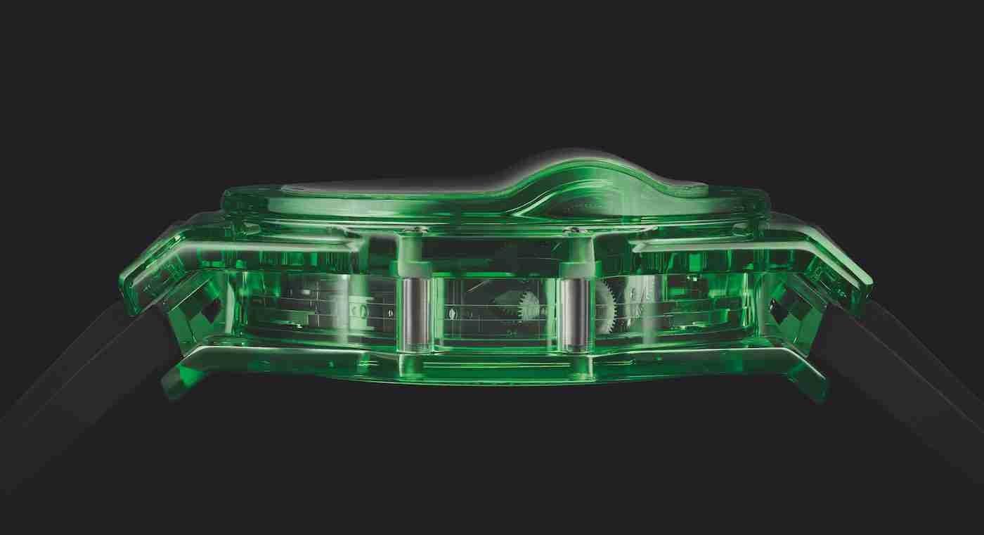 Die Replica Uhren Hublot Big Bang MP-11 SAXEM empfohlen für Halloween