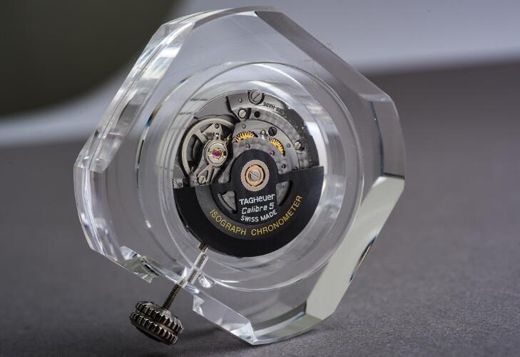 Replik Uhren TAG Heuer Autavia Chronometer Automatik Kaliber 5 Isograph Hairspring Bewertung
