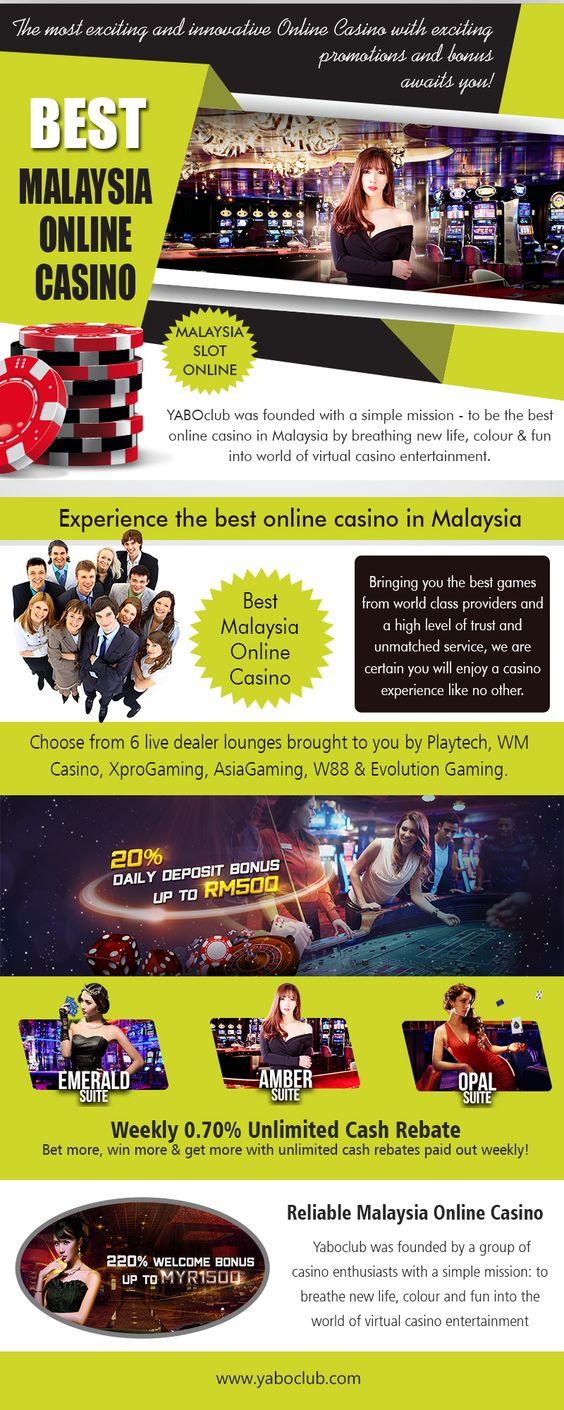 Best Malaysia Online Casino