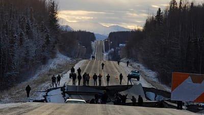Alaska Di Guncang Gempa Kuat