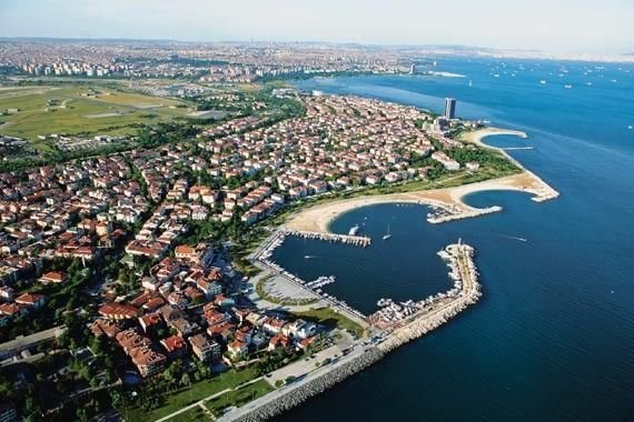جدول سياحي رقم 5 في اسطنبول - برنامج سياحي لمنطقة فلوريا