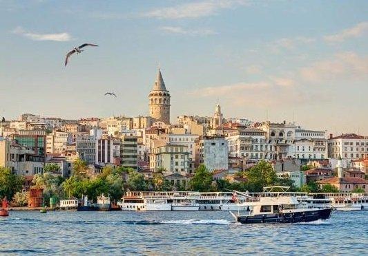 جدول سياحي رقم 6 في اسطنبول - جولة منطقة القرن الذهبي في اسطنبول