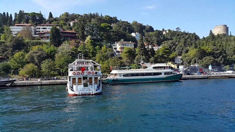 جدول سياحي رقم 8 في اسطنبول - جولة منطقة ترابيا