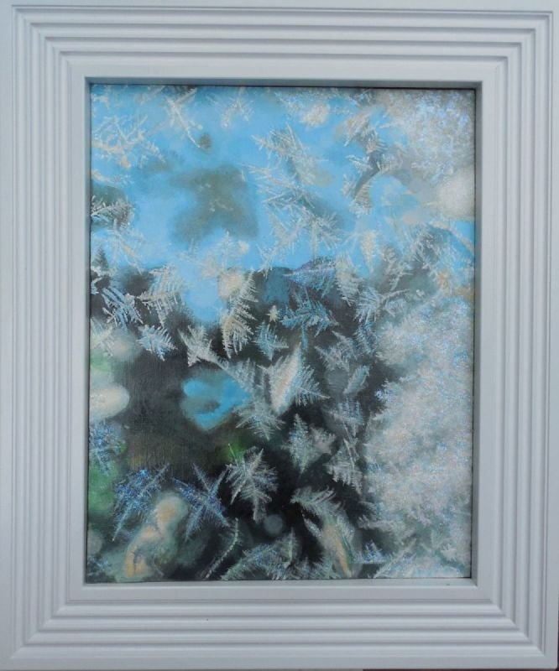 My winter window no.2.
