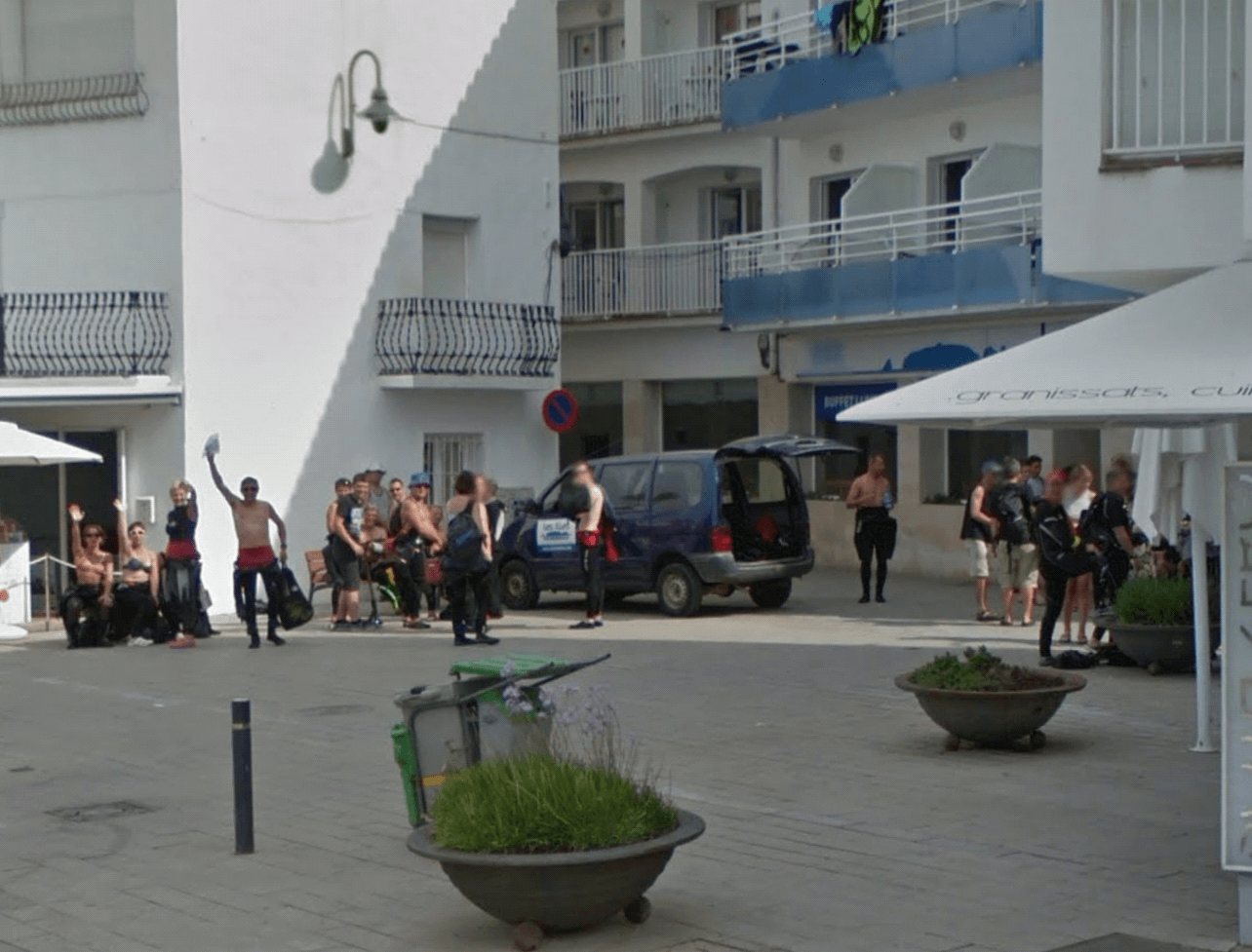 Plongée les illes estartit hotel costa brava illes medes