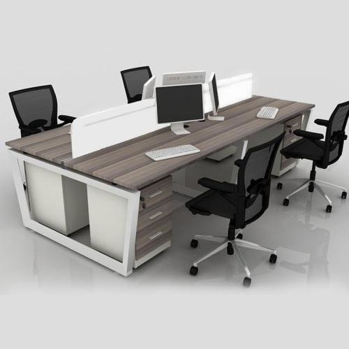 The Revolutions collection of contemporary workplace furnishings