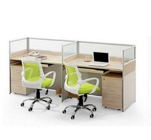 Good quality and modern day workstations office desk for two