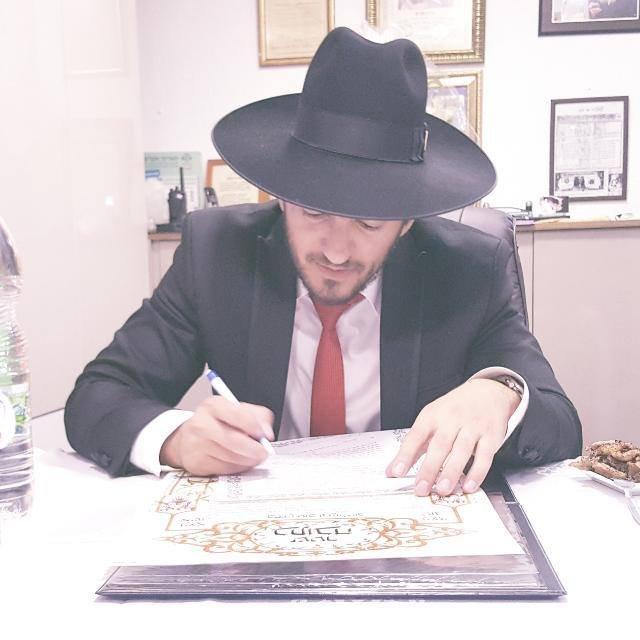 הרב ליאור עזרן מחבר ספר חן וכבוד