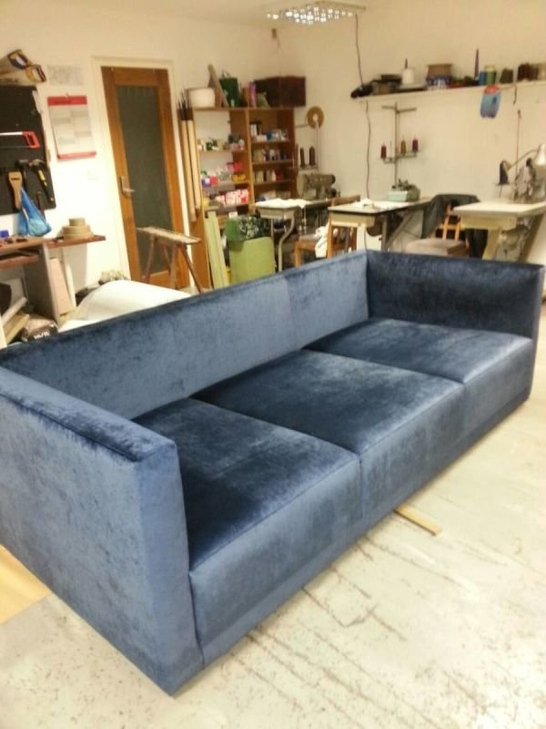 New Sofas and Reupholstery old ones