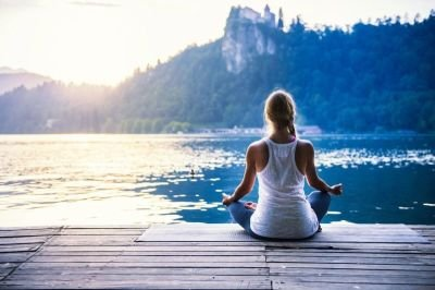 Joining a Wellness Retreat