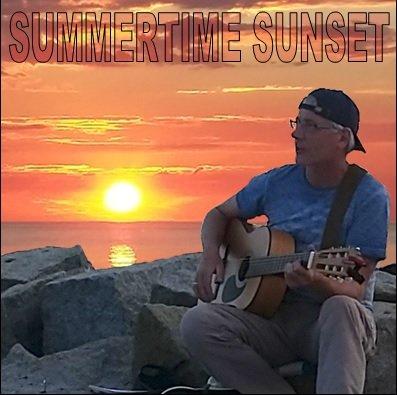 SUMMERTIME SUNSET