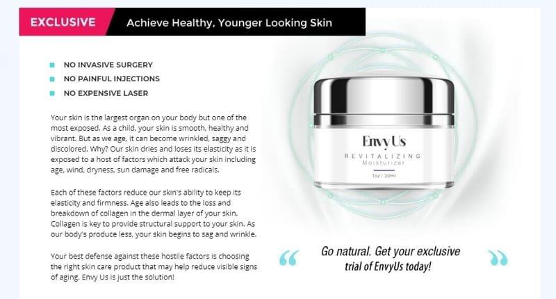 Envy Us Cream