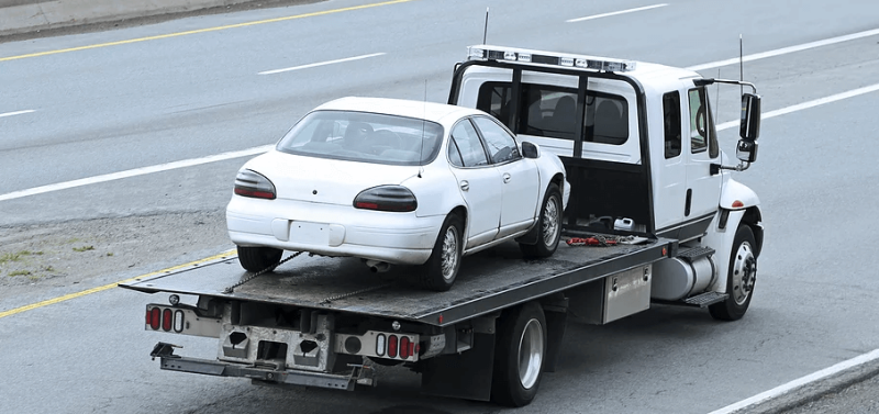 Towing services in Edmonton