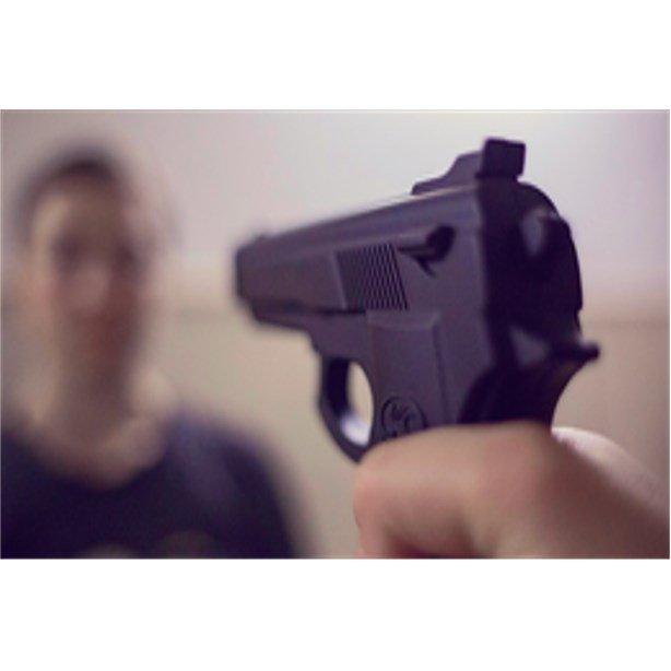 ALLKAMPF-JUTSU© - PISTOLE  Entwaffnung & Schießtraining