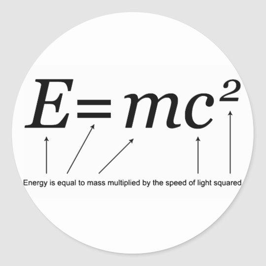 Question n°10 : E = m.c2 ?  Élémentaire mon cher Watson !