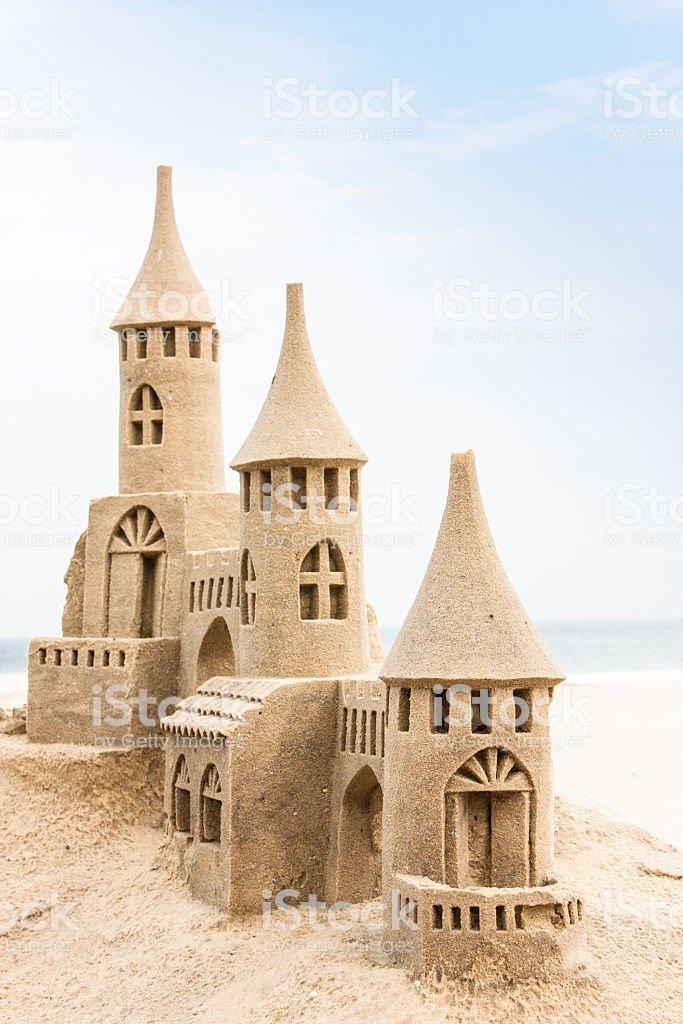 Question n°30 : Comment réussir un château de sable ?