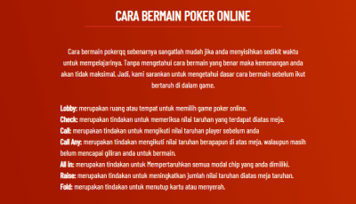 Can You Make Money Playing Poker Online?