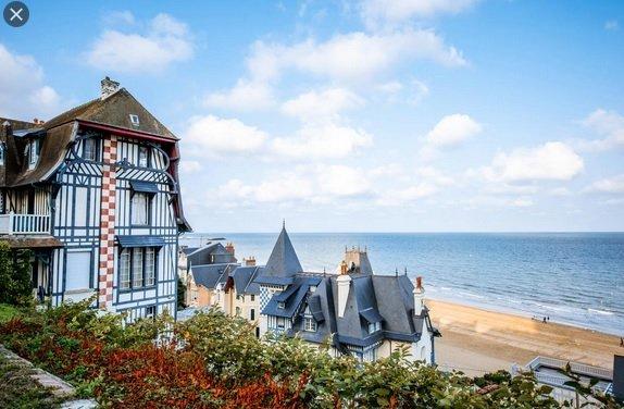 Deauville city