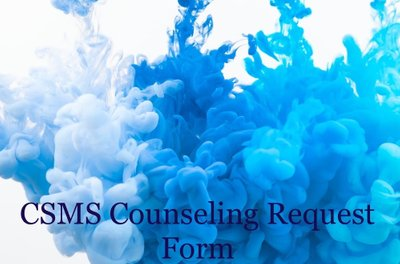 School Counseling Request