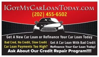 Second Chance Car Loans & Auto Refinance Loans