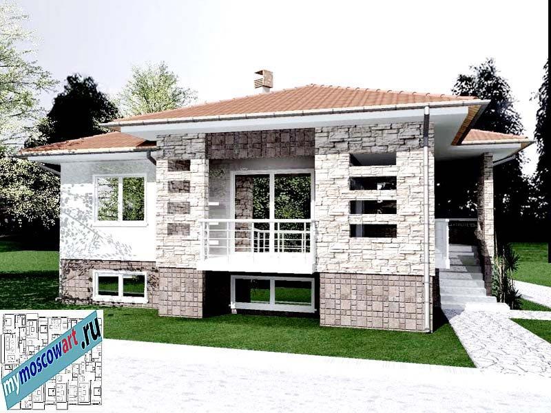Проект дома - Драган