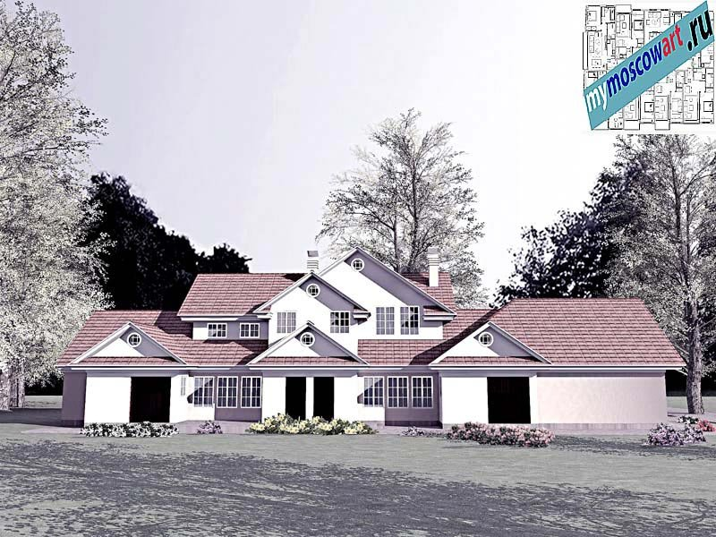 Проект дома - Цуцичка