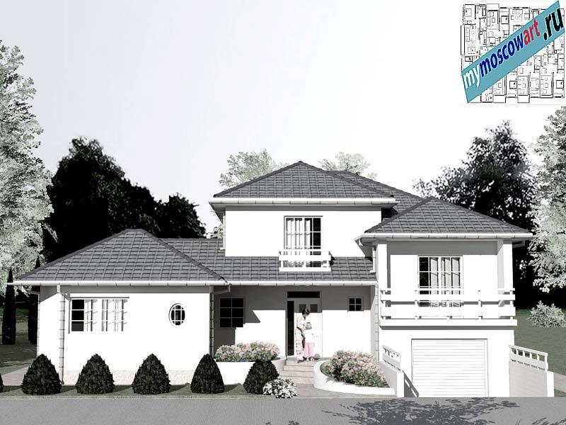 Проект дома - Бобан