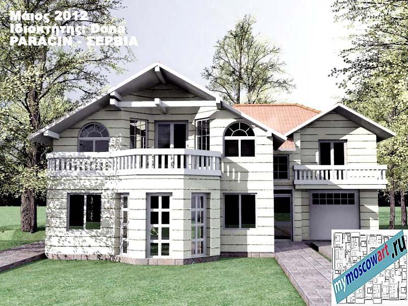 Проект дома - Дона