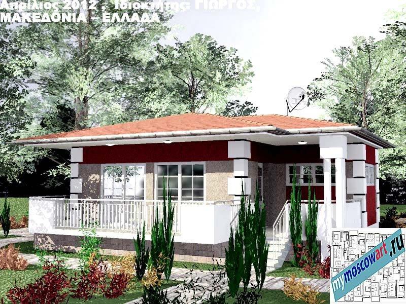 Проект дома - Григорий