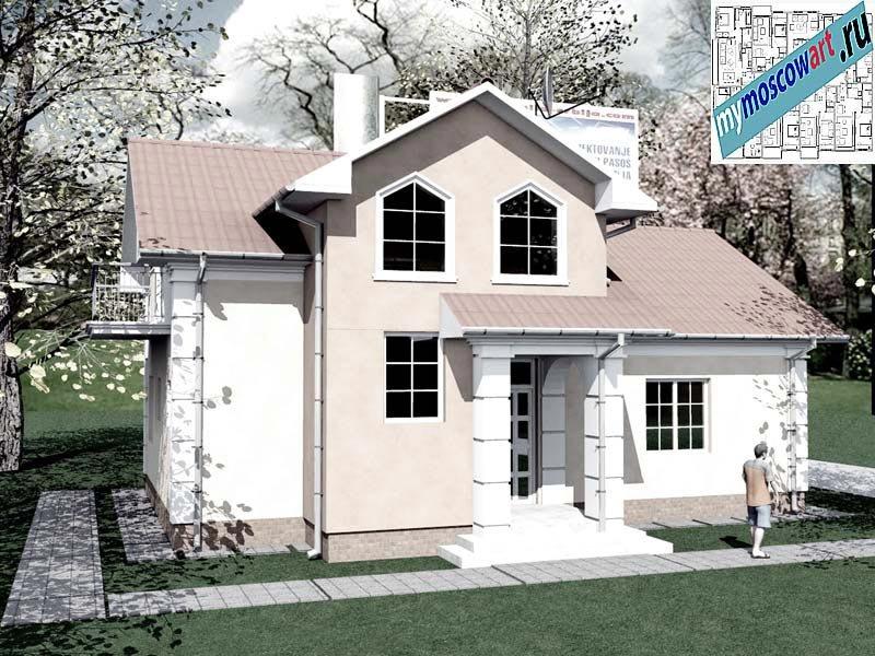 Проект дома - Града