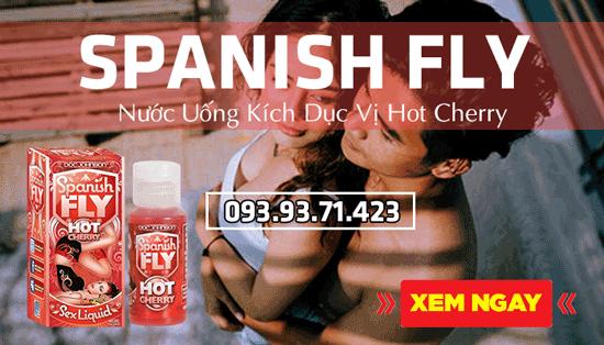 Nước uống kích dục Spanish Fly