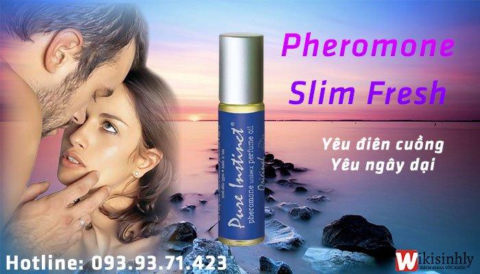 Nước hoa kích dục Pure Instict