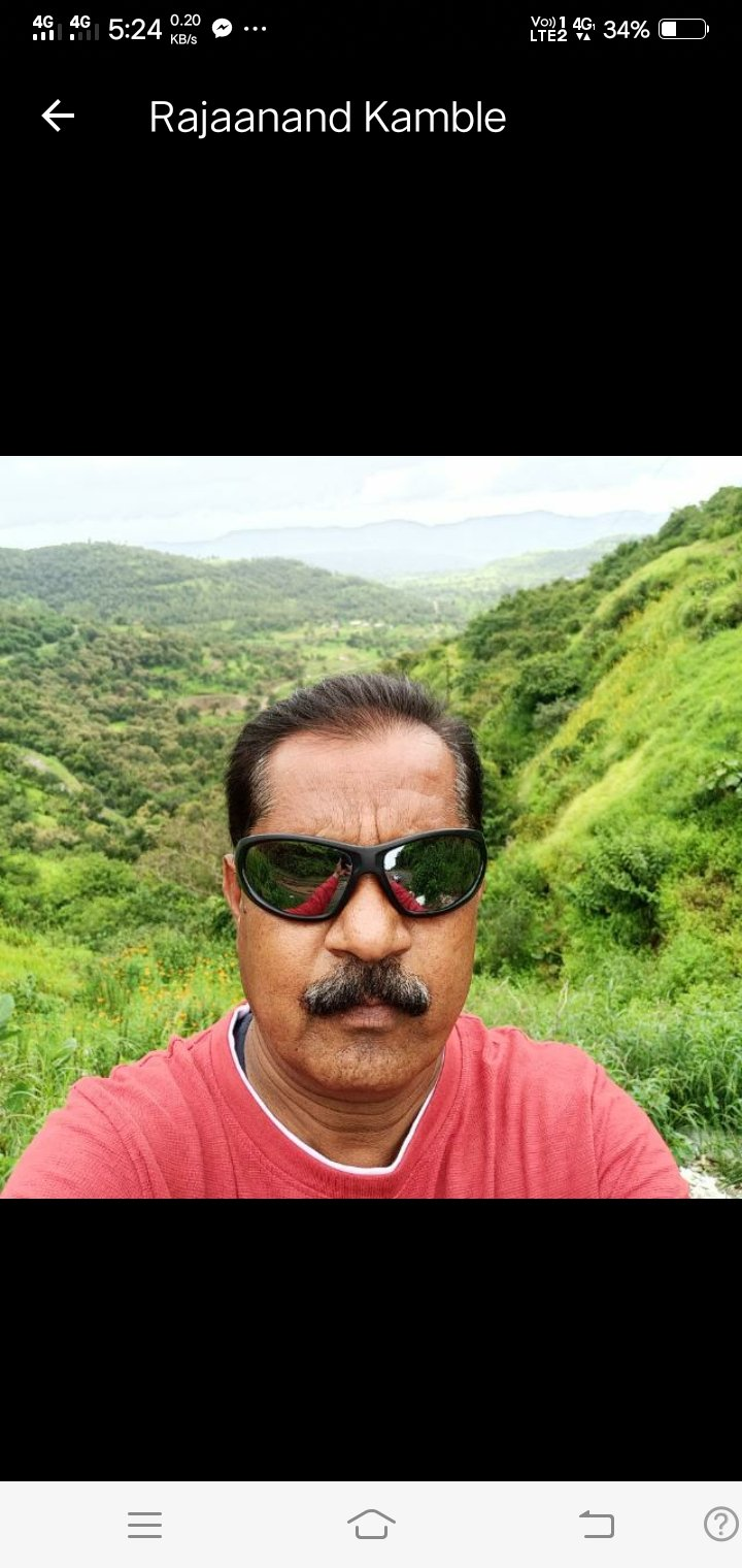Mr. Raja Kamble of Pune
