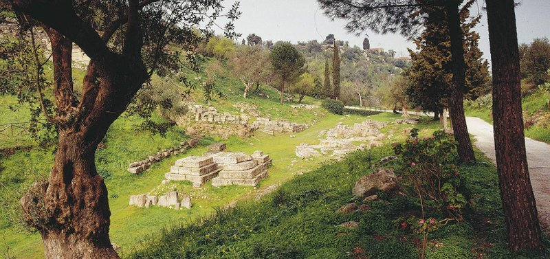 Parco Archeologico di Leontinoi
