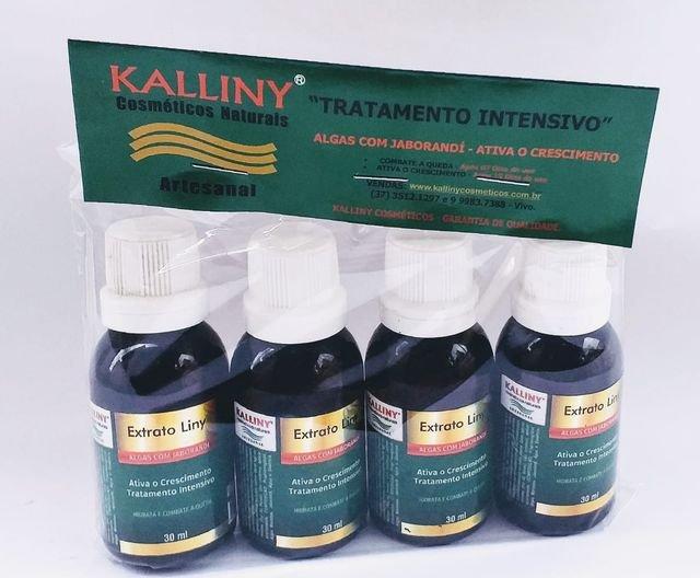 Kit Tratamento Intensivo 30 Dias - SEM ÓLEO