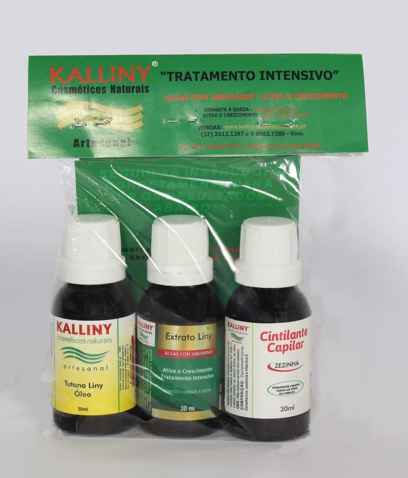 Kit Tratamento Intensivo  COMPLETO - (Lacre)