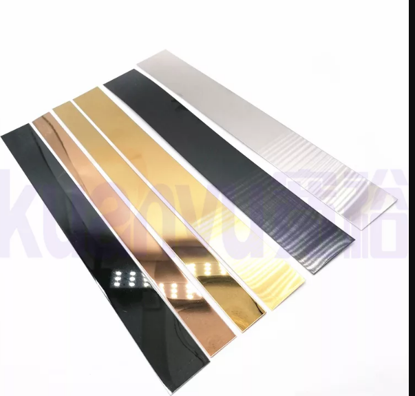 Kuanyu Stainless Steel Tile Offer Precise Range of Stainless Steel - YangJian