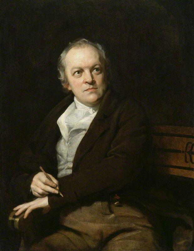William Blake, Rumi of the west?