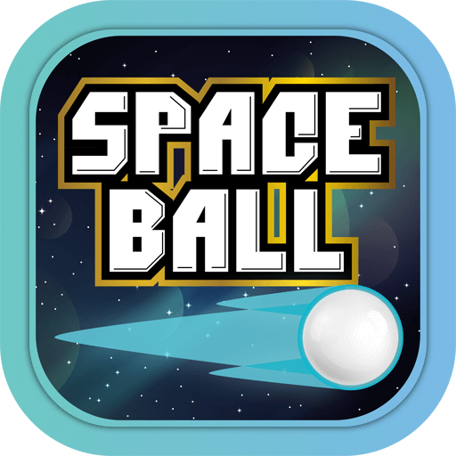 Gravity Space Ball: 2D Arcade Game. Free & Offline