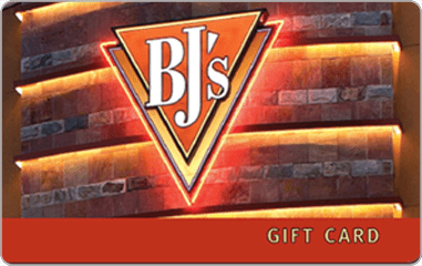 BJ's gift cards ($50)