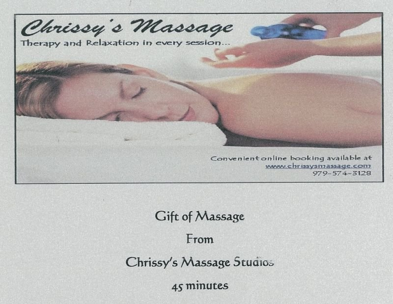 Massage Session